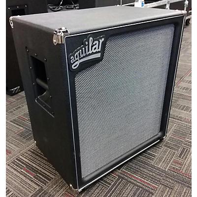 Aguilar SL410x 800W 4x10 8 Ohm Super Light Bass Cabinet