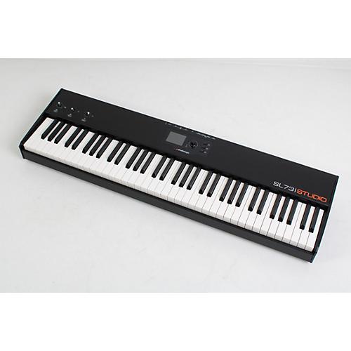 Studiologic SL73 STUDIO 73-Key Hammer-Action MIDI Controller Condition 3 - Scratch and Dent  194744289859