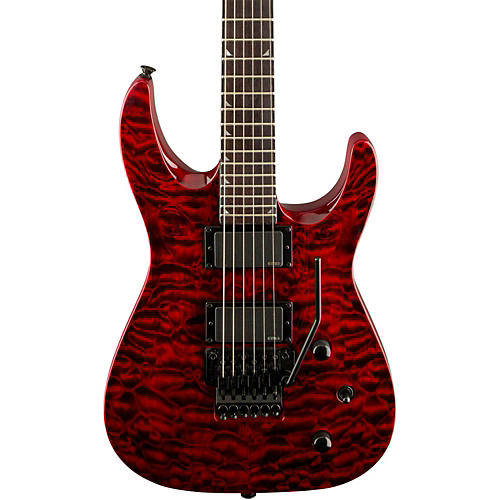 Jackson SLATXMGQ3-6 Soloist X Series Quilt Maple Top Electric Guitar