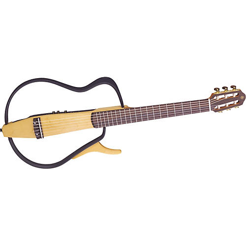 yamaha slg100n silent nylon string acoustic electric guitar musician 39 s friend. Black Bedroom Furniture Sets. Home Design Ideas