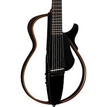 SLG200S Steel String Silent Guitar Trans Black