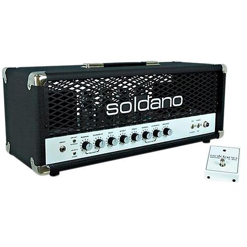 Soldano SLO100 100W Tube Guitar Head with Depth