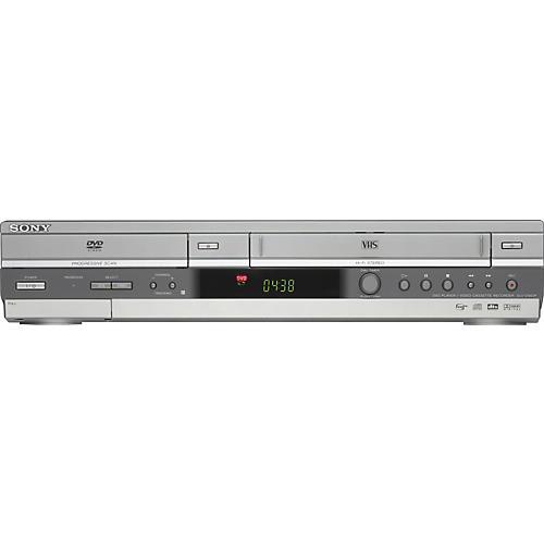 Sony SLVD560P DVD/VCR Combo