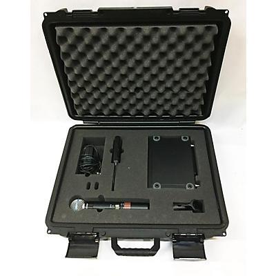 Shure SLX 4 Handheld Wireless System