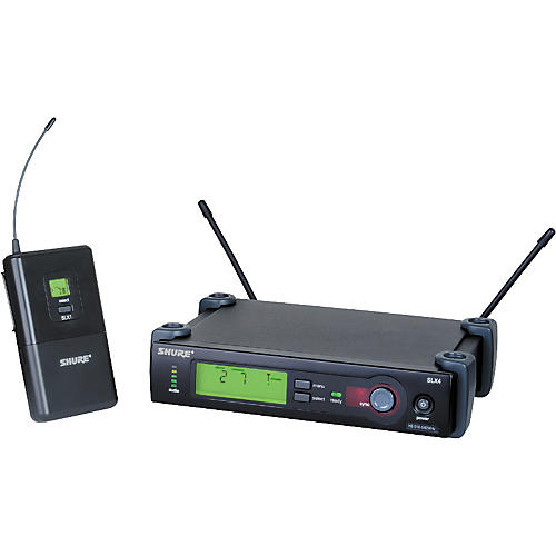Shure SLX Instrument Wireless System