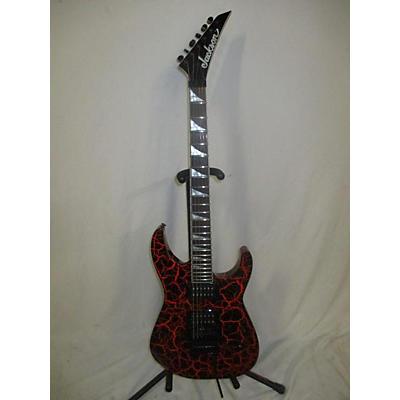 Jackson SLX Soloist Crackle Solid Body Electric Guitar