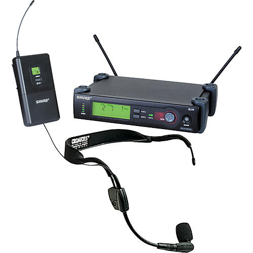 Shure SLX Wireless Headset System with WH30 Mic