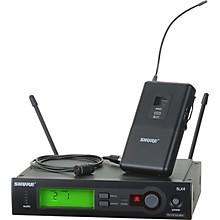 Open BoxShure SLX14/85 Lavalier Wireless System