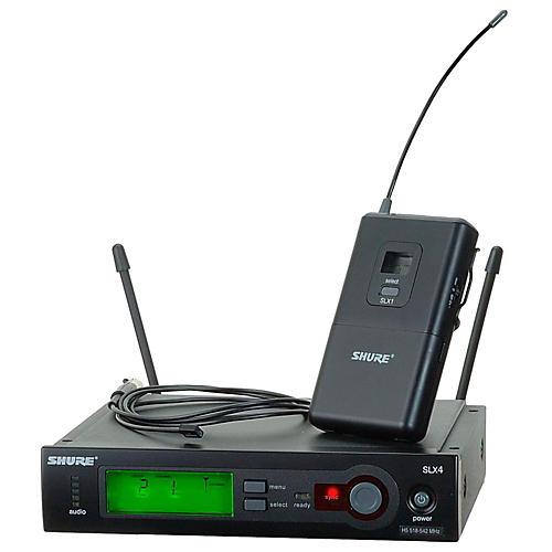 Shure SLX14/93 Lav Wireless System
