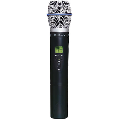 Shure SLX2/BETA87A Wireless Handheld Transmitter Microphone