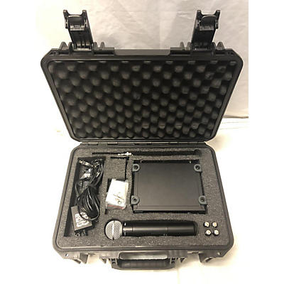 Shure SLX24/SM58H5 Handheld Wireless System
