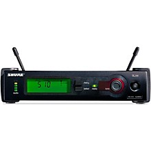 Open BoxShure SLX4L Wireless Receiver with Logic Output