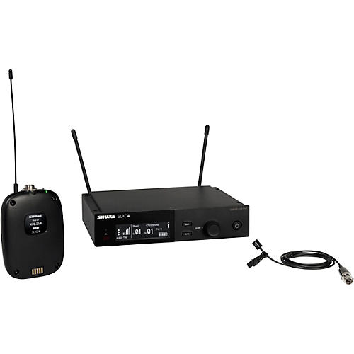 Shure SLXD14/93 Combo Wireless Microphone System Band J52