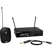 Shure SLXD14 Combo System with SLXD1 Bodypack and SLXD4 Receiver