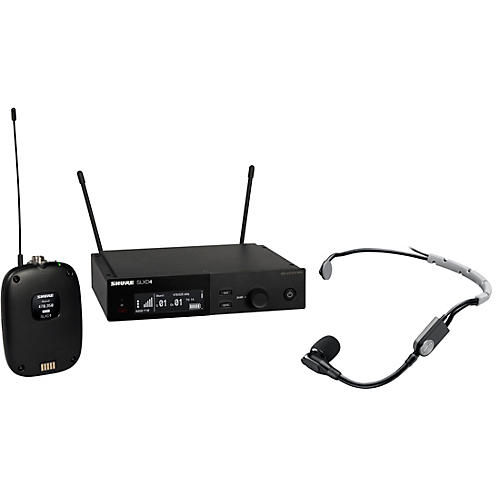 Shure SLXD14/SM35 Combo Wireless Microphone System Band G58