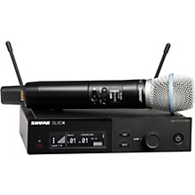 Shure SLXD24/B87A Wireless Microphone System