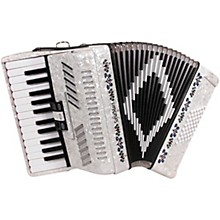 Open Box SofiaMari SM-2648, 26 Piano 48 Bass Accordion