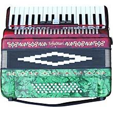 Open BoxSofiaMari SM-3448 34 Piano 48-Bass Accordion