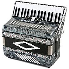Open BoxSofiaMari SM 3472 34 Piano 72 Bass Button Accordion
