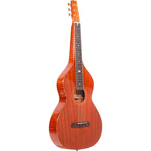Gold Tone SM-Weissenborn+ Hawaiian-Style Slide Guitar Solid Mahogany Top