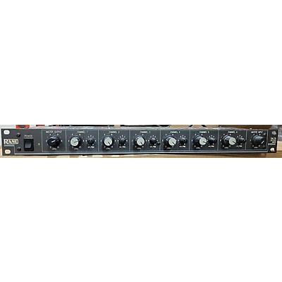 RANE DJ SM26B Unpowered Mixer
