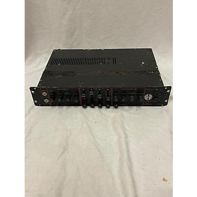 SWR SM400S Tube Bass Amp Head