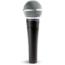 Open BoxShure SM58 Dynamic Handheld Vocal Microphone