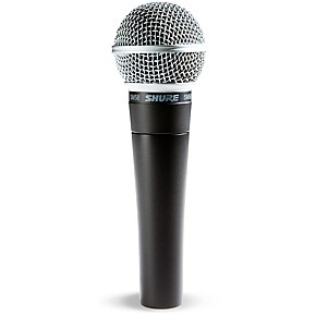 shure sm58 dynamic vocal microphone musician 39 s friend. Black Bedroom Furniture Sets. Home Design Ideas