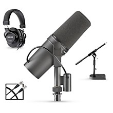Shure SM7B + TH200X Desktop Bundle