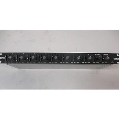 RANE DJ SM82S Unpowered Mixer