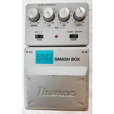 Ibanez SMASH BOX SM7 Effect Pedal