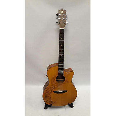 Great Divide SMCE-18-NA Acoustic Electric Guitar