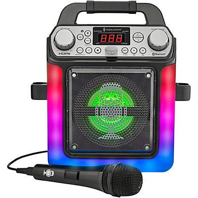 The Singing Machine SML652BK HDMI Groove Mini
