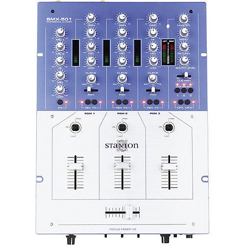 Stanton SMX-501 Hybrid 3-Channel Techno/Scratch Mixer