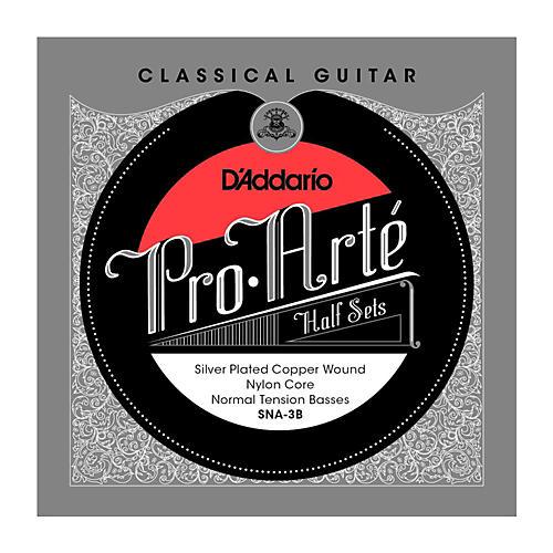 D'Addario SNA-3B Pro-Arte Alto Tension Classical Guitar Strings Half Set