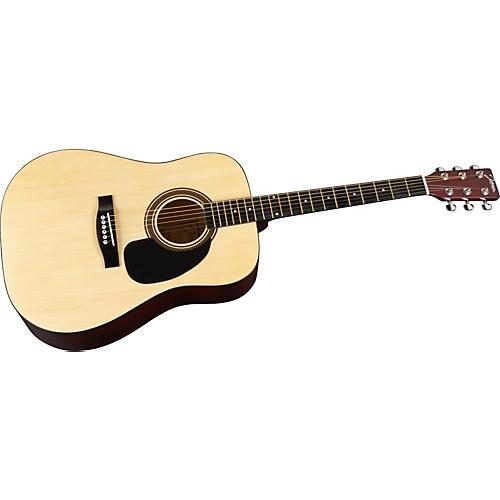 Johnson SO-610-T-NA Dreadnought Acoustic Guitar
