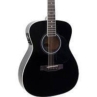 Deals on Savannah SO-SGO-09E-BK 000 Acoustic-Electric Guitar