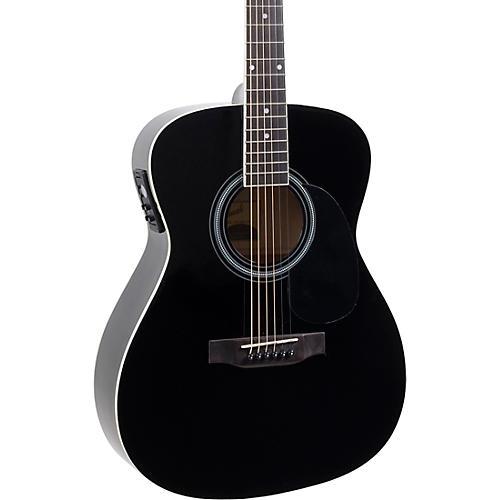 Savannah SO-SGO-09E-BK 000 Acoustic-Electric Guitar Black