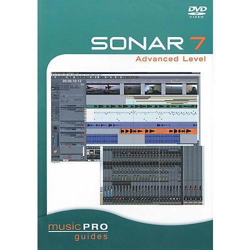 Hal Leonard SONAR 7 Advanced Level - Music Pro Series (DVD)