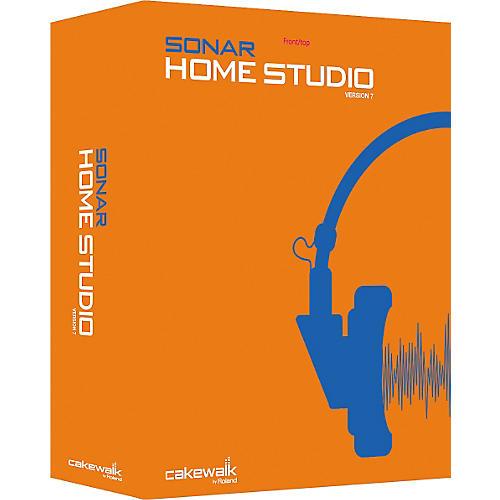 Cakewalk SONAR Home Studio 7 Recording Software