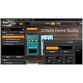 cakewalk sonar home studio musician 39 s friend. Black Bedroom Furniture Sets. Home Design Ideas