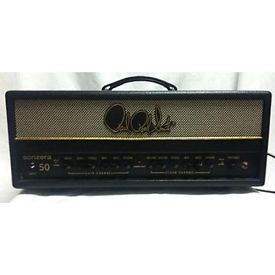 PRS SONZERA 50 Tube Guitar Amp Head