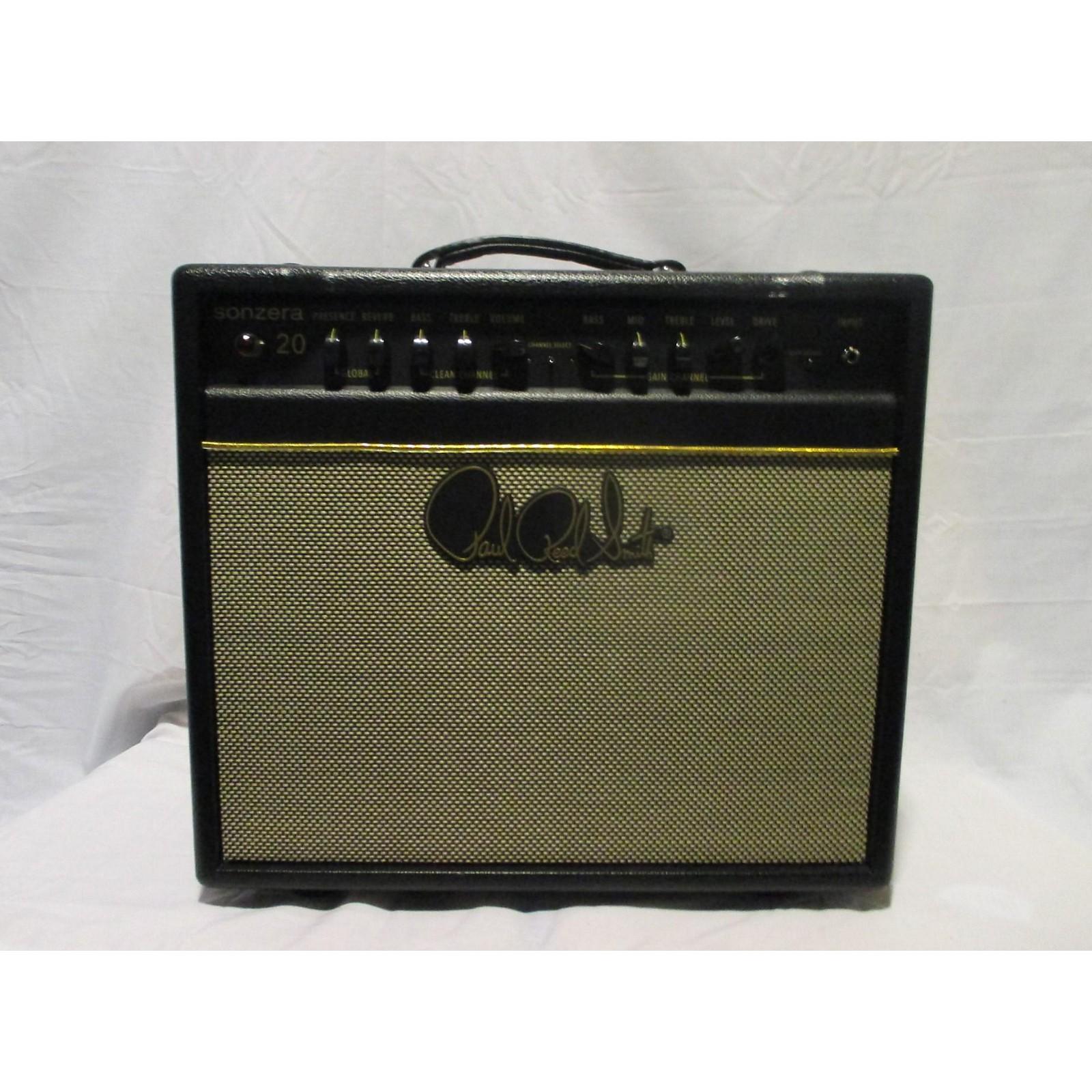 PRS SONZERA Tube Guitar Combo Amp