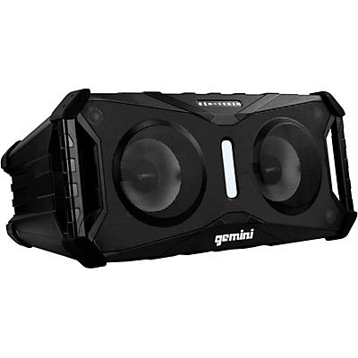 "Gemini SOSP-8BLK SoundSplash - Floating Dual 8"" Bluetooth Speaker w/ LED Party Lighting"