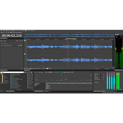 Magix SOUND FORGE Pro 14 Upgrade (Download)
