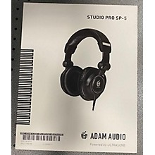 ADAM Audio SP-5 Studio Headphones
