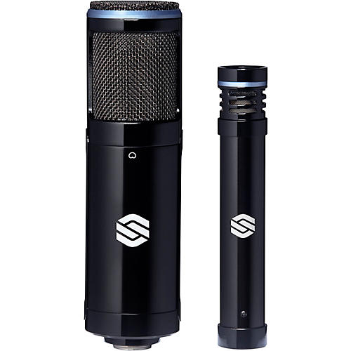 Sterling Audio SP150/130 Studio Condenser Microphone Pack Condition 1 - Mint