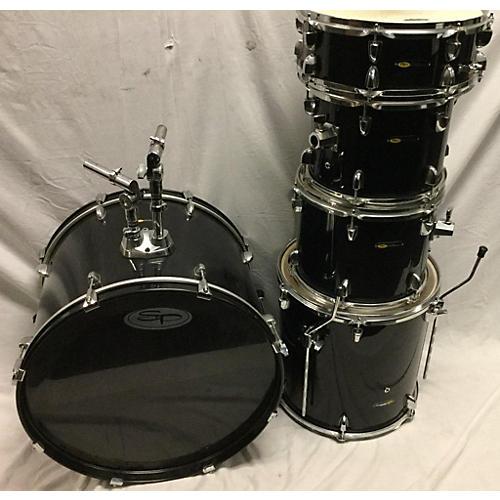 Sound Percussion Labs SP2BK Drum Kit Black