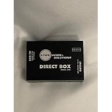 Live Wire Solutions SPDI Direct Box