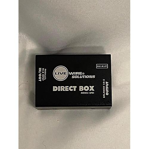 SPDI Direct Box